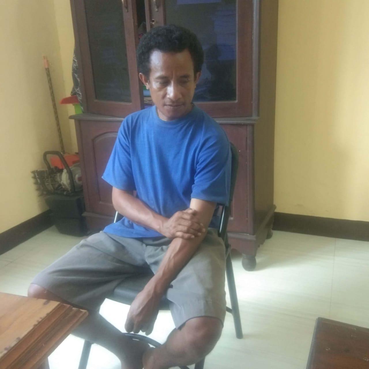 Maki Polisi Di Medsos, Residivis Warga Kupang Timur Ini