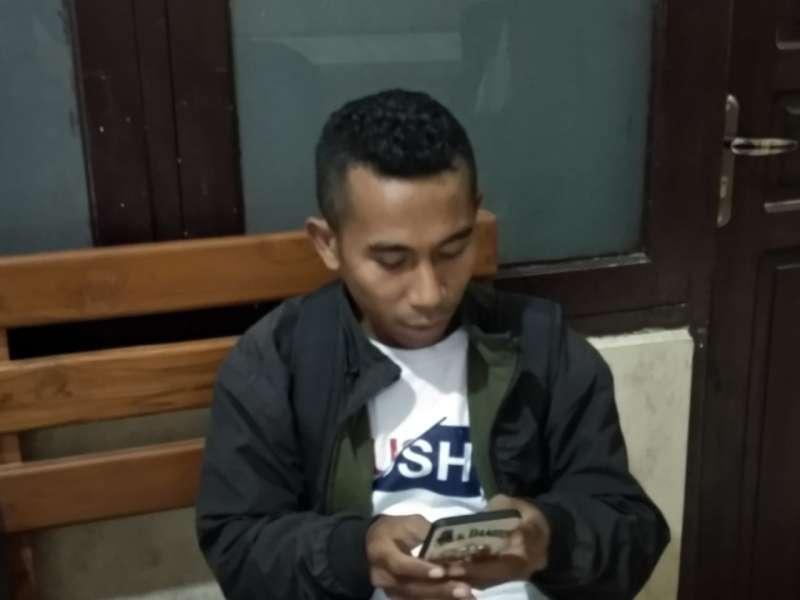 Pasca Penangkapan Rafi, Korban Datangi Polresta Kupang