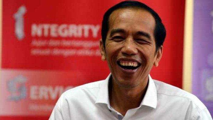 Presiden Jokowi Tertawa Mendengar Pengakuan Wagub NTT