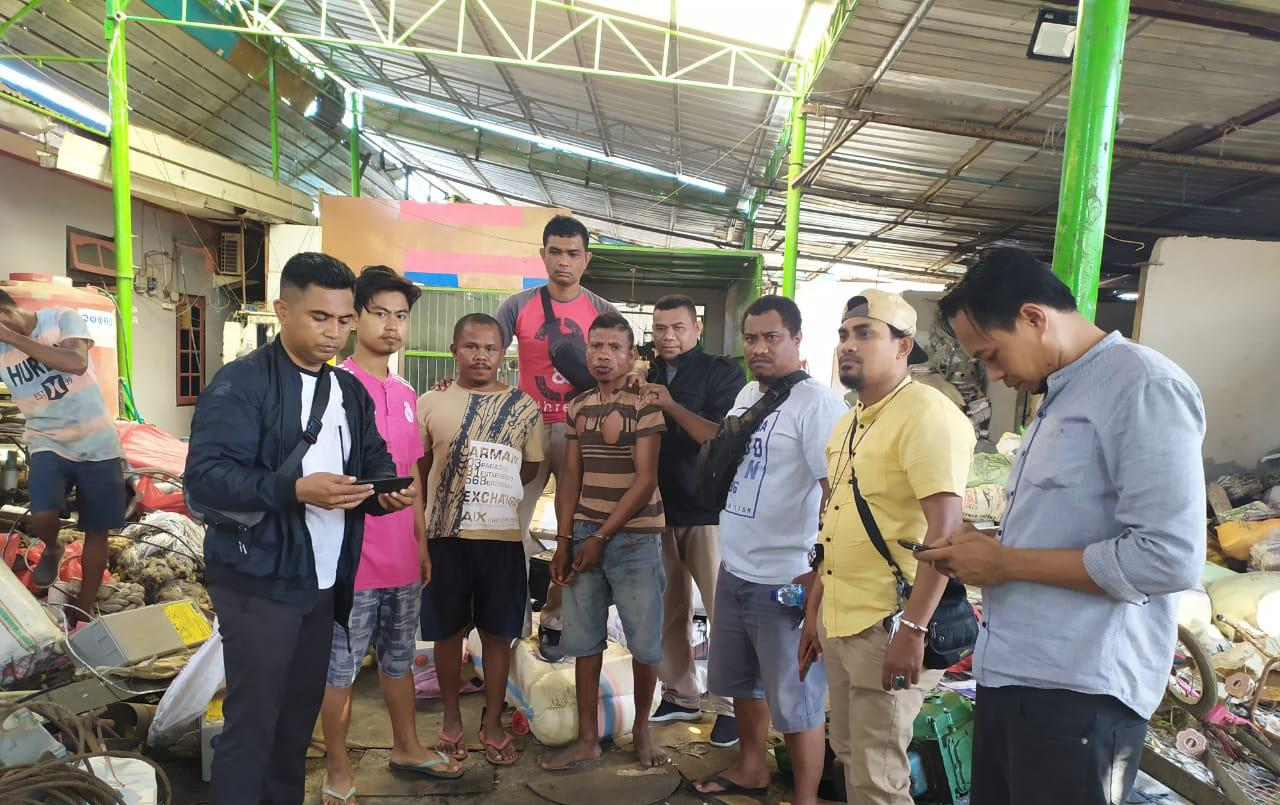 Pencuri Aki Lampu Jalan di Kupang Ditangkap