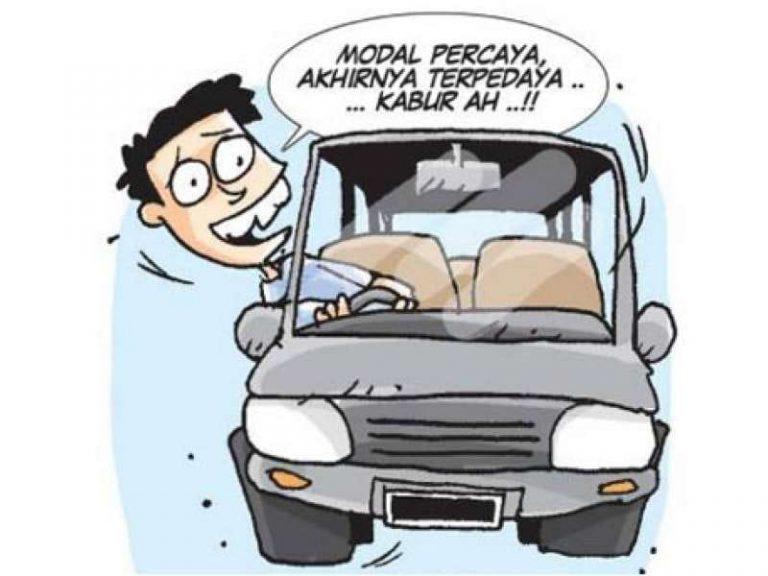 Mobilnya Dipinjam Lalu Digadaikan ke Orang Lain, Warga Sikumana Lapor Polisi - PENA TIMOR