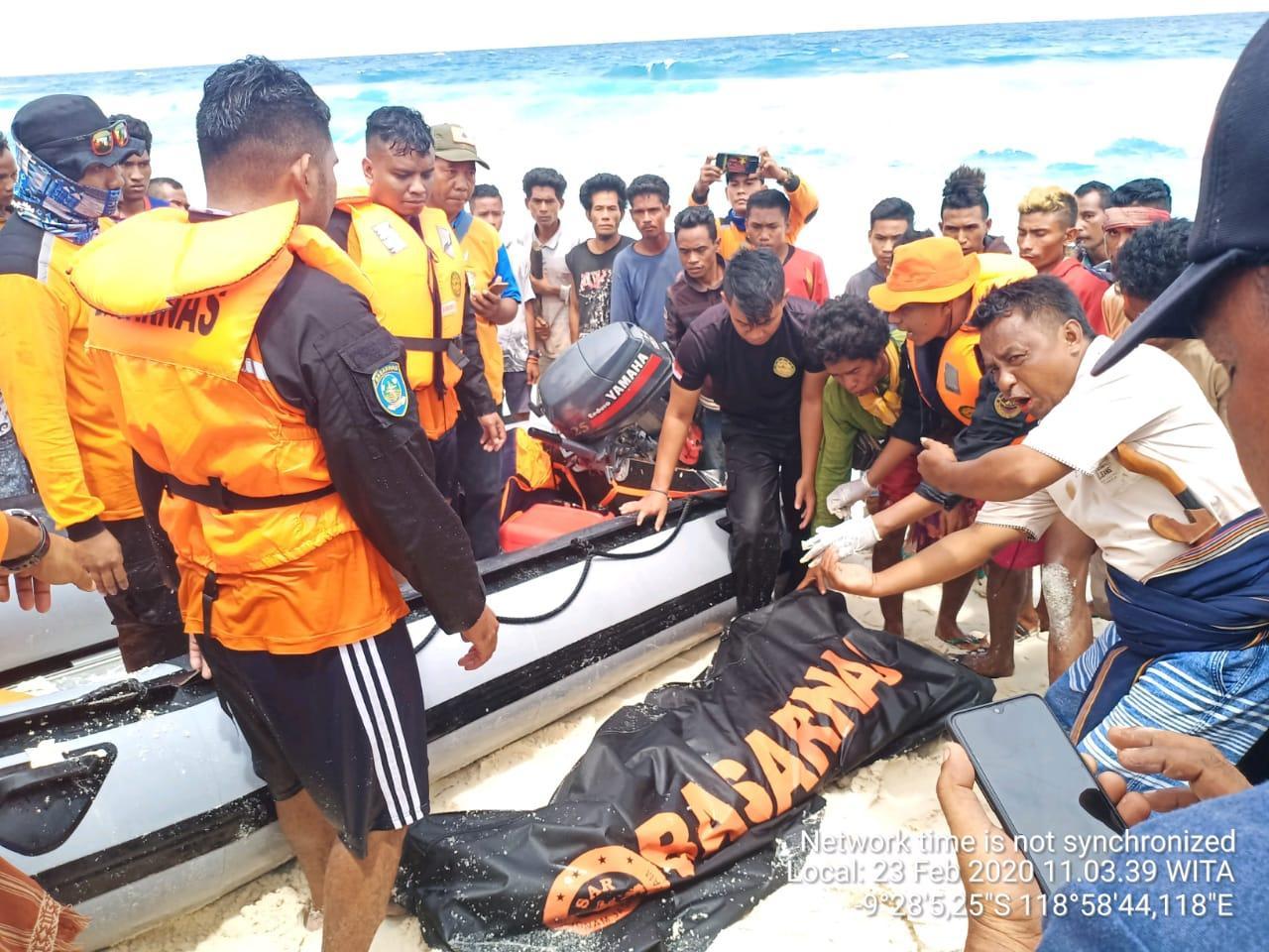 Nelayan di Sumba Barat Daya Ditemukan Tewas
