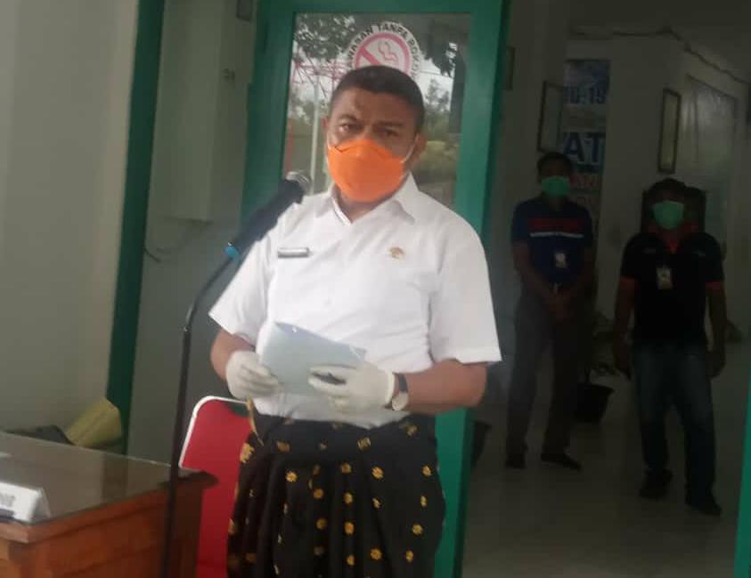 Transmisi Lokal, Sudah 20 Pasien Positif Covid-19 di Kupang