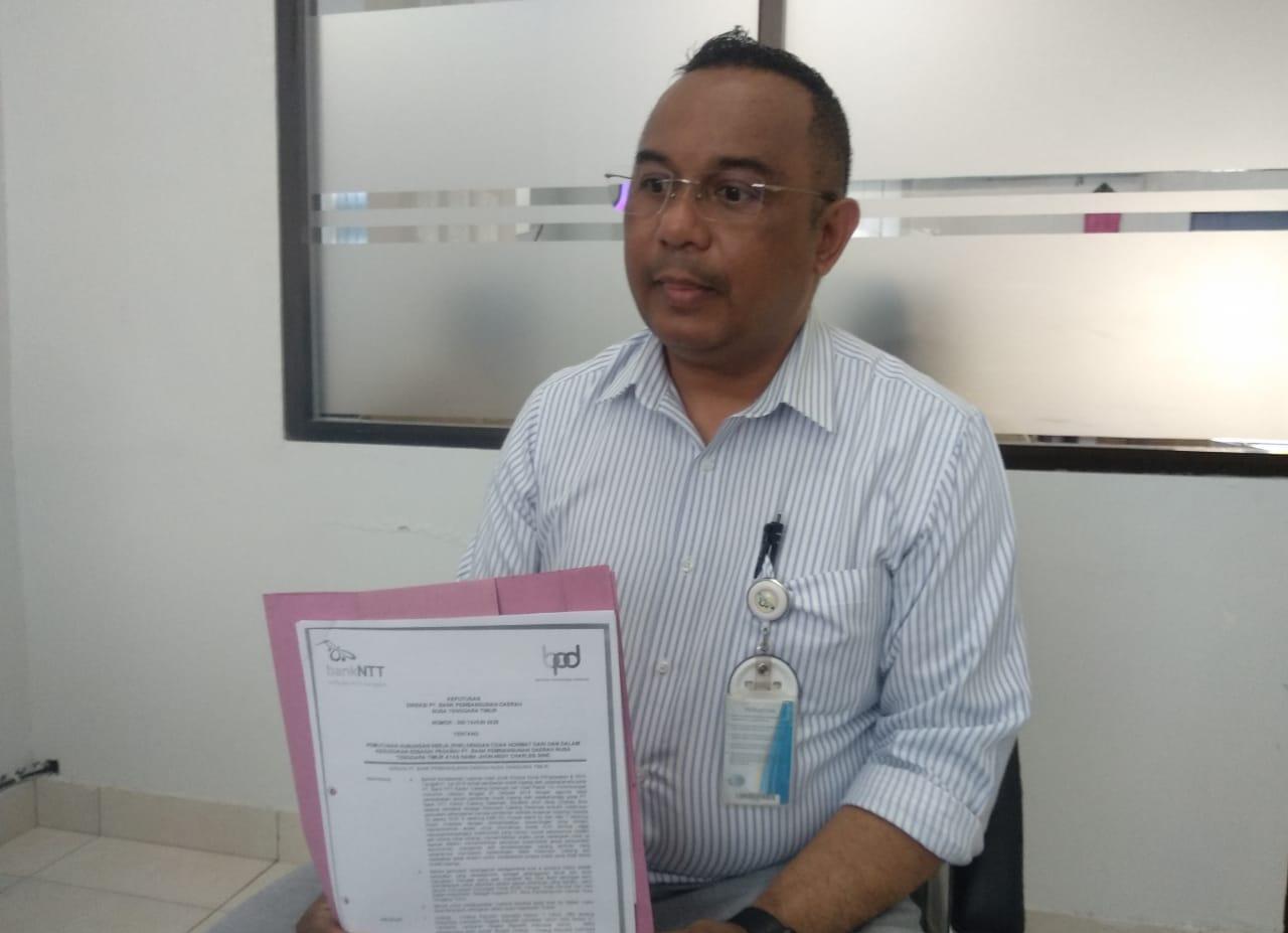Tangani Dugaan Korupsi di Bank NTT Cabang Oelamasi, Kapolres Kupang Diapresiasi