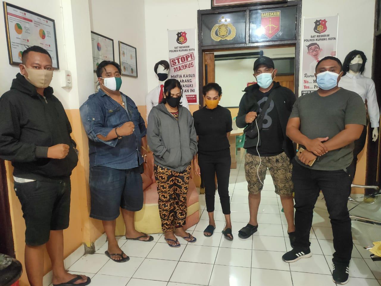Polisi Tangkap Tiga Perempuan Pencuri Pakaian di IAN Butik Kupang, Ada Istri Kades