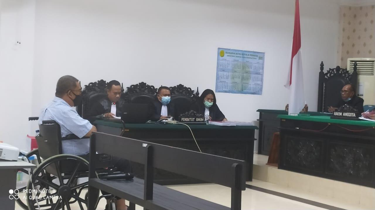 Ilham Nurdianto Dituntut 126 Bulan Penjara