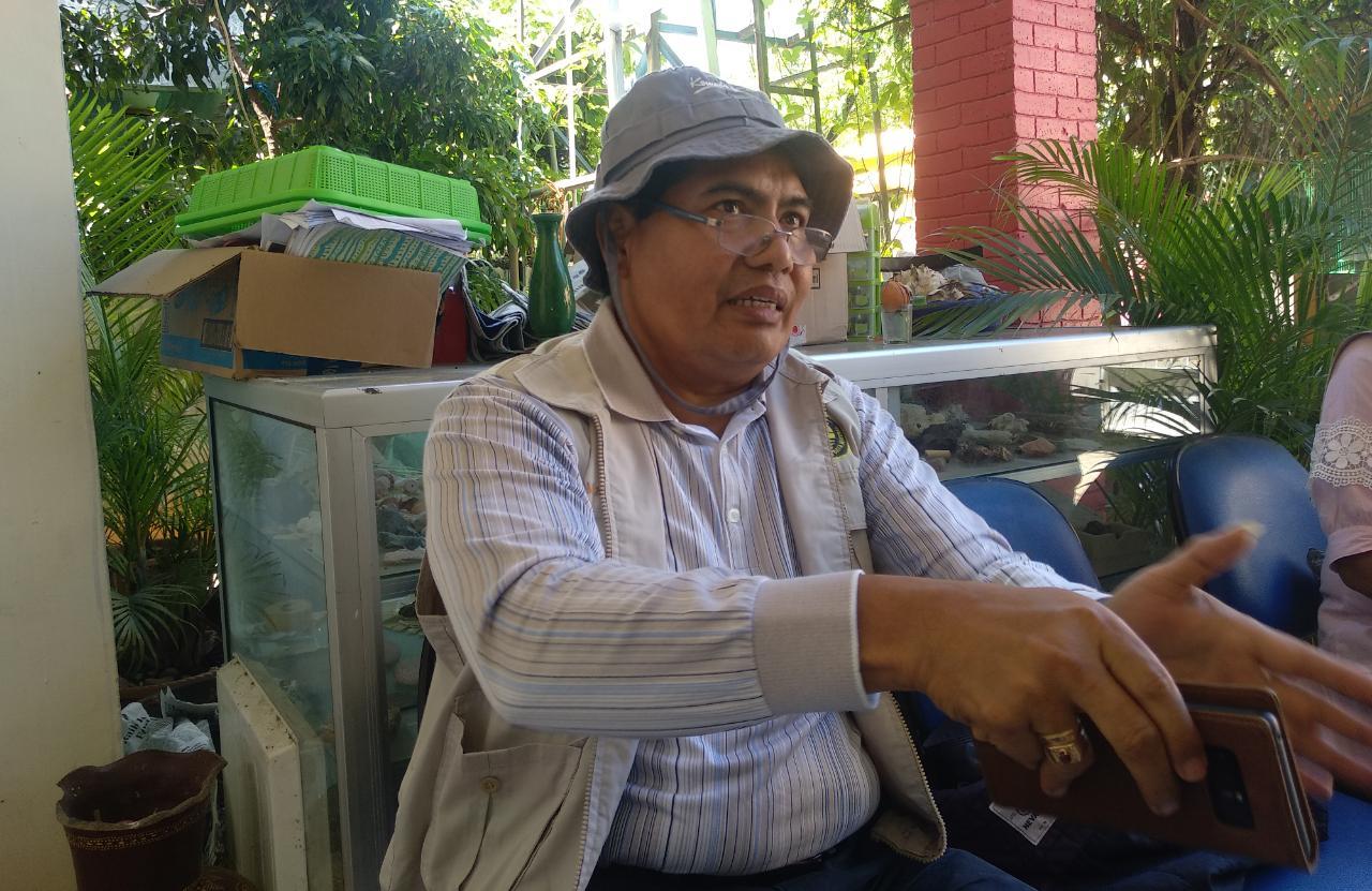Rawan Longsor, Ahli Geologi Undana Kupang Minta Warga Oebufu Waspada