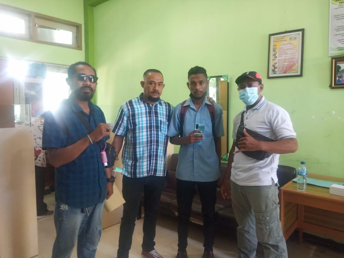 Diduga Curi HP Milik Dosen, Mahasiswa di Kupang Ditangkap Polisi
