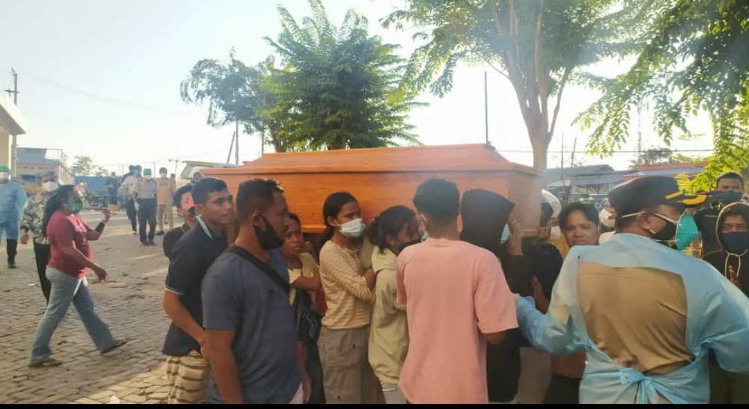 Siswi SD Korban Laka Lantas di Kupang Divonis Terpapar Covid-19, Keluarga Mengamuk di RS Siloam