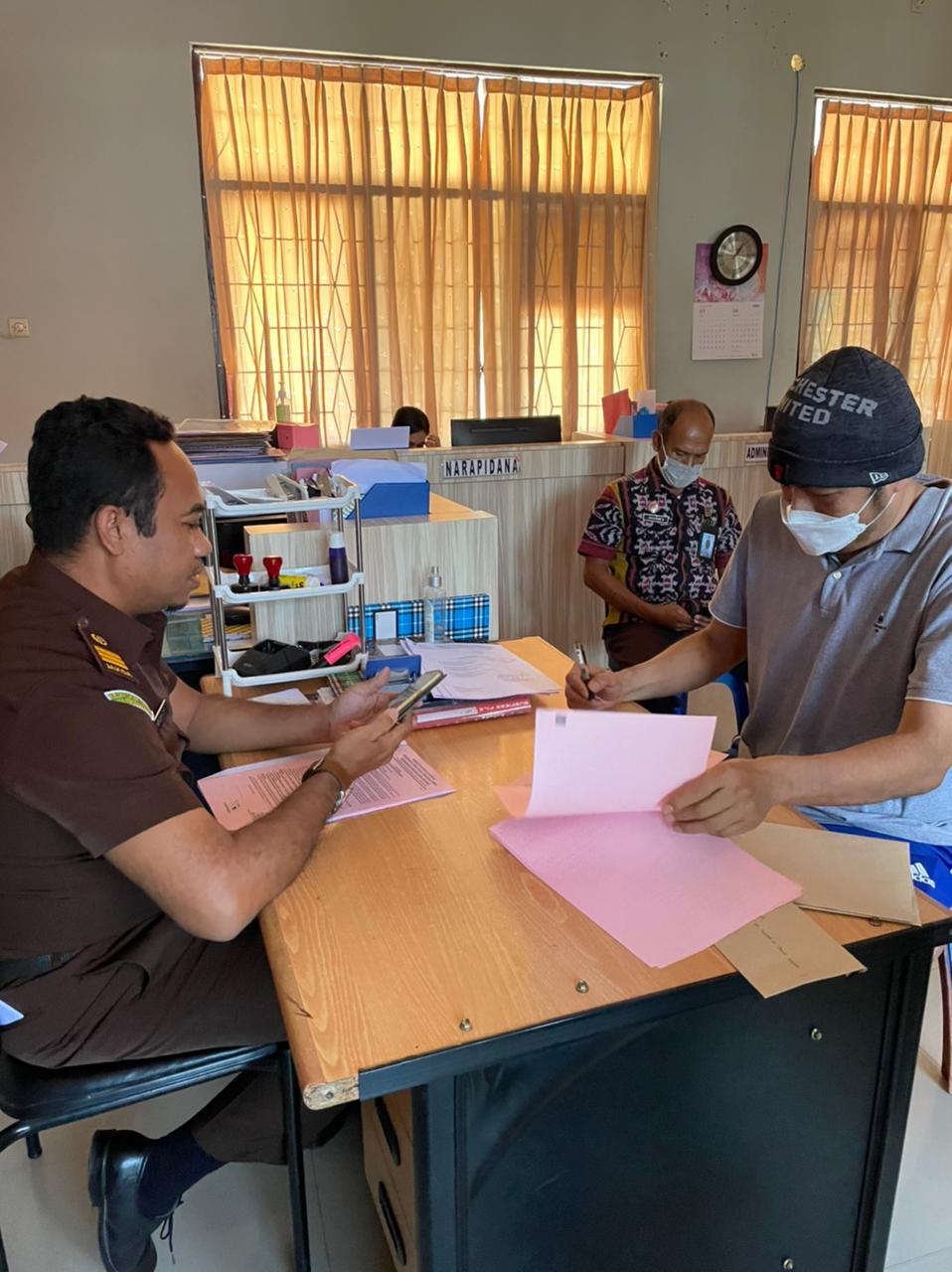 Divonis Hukuman Berat, Jaksa Eksekusi 4 Terpidana Korupsi Bank NTT Surabaya