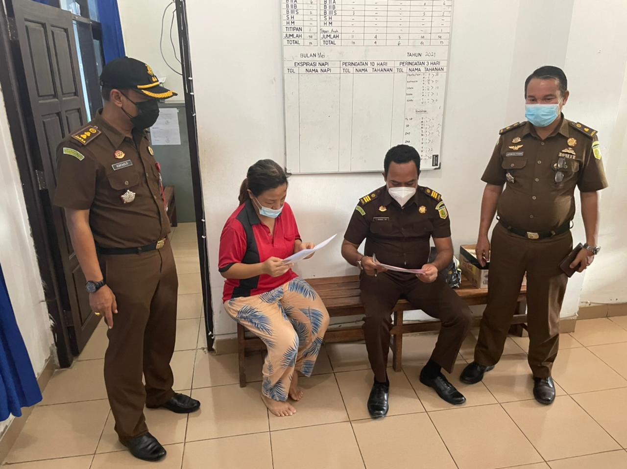 Putusan Kasasi, Loe Mei Lien Divonis 8,6 Tahun Penjara, Jaksa Eksekusi di Lapas